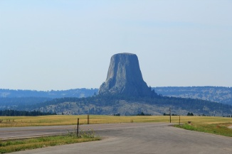 8 - Devils Tower