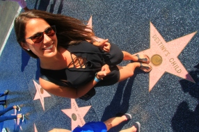 30 - LA (Walk of fame)