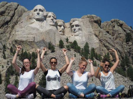 7 - Mount Rushmore