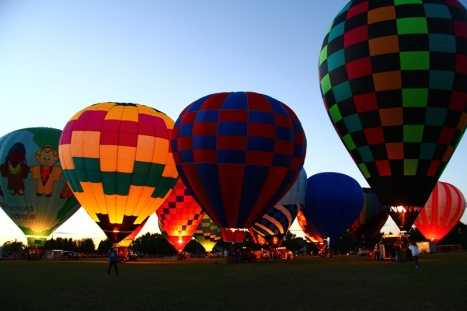 3 - Sioux (Balloon race)