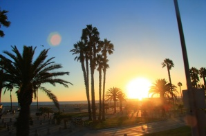 31 - Venice Beach (Sunset-Liebe)