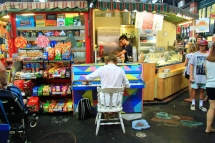 Fremantle Market Piano