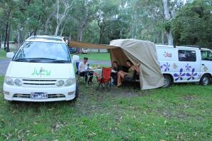 Camping - Free