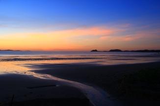 Camping - Yeppoon Beach - Sunrise