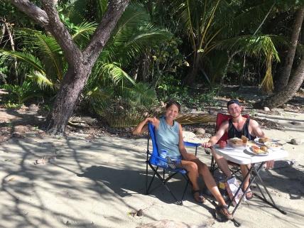 Daintree - Beach Breakfast