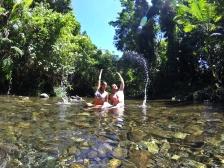Daintree - swimming hole 2
