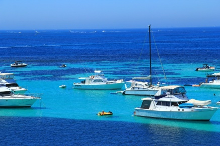 Rottnest - Boote