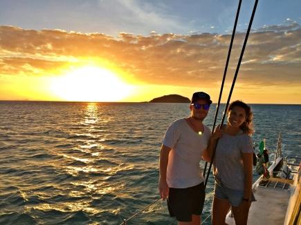 Sailing - Sunset
