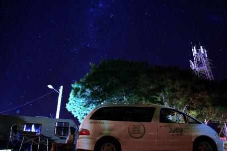 Sternenhimmel Jucy