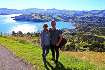 Akaroa - View together
