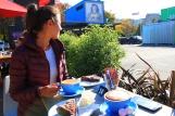 Christchurch - Cafe und Kuchen