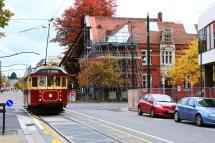 Christchurch - Erdbeben-Reste 3