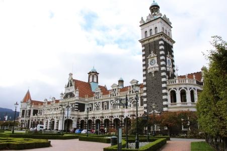 Dunedin - Bahnhof