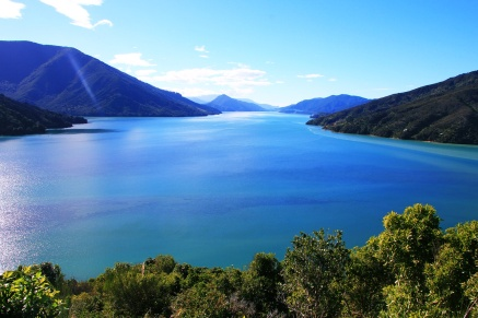 Marlborough Sound 3