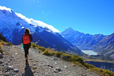 mt cook - Angelina 2