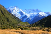 mt cook - Gletscher
