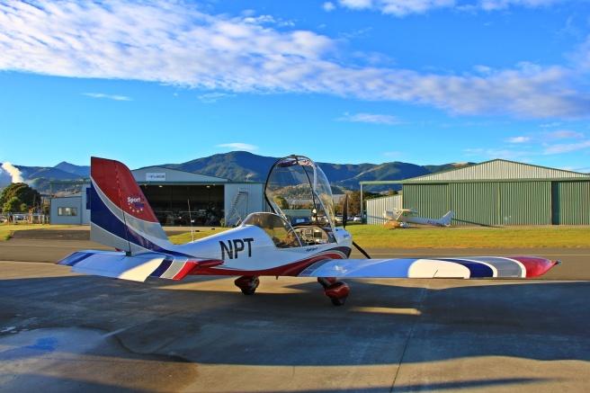 Pilote training - Plane