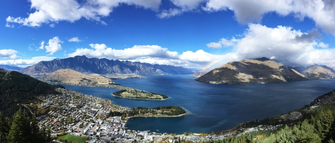 Queenstown - perfect pic