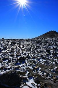Tongariro - Kreuzung