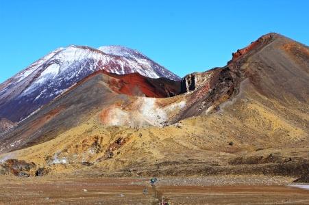 Tongariro - Red Crater 2