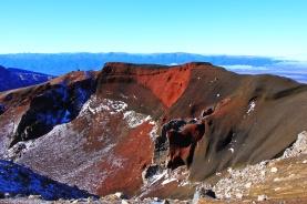 Tongariro - Red Crater