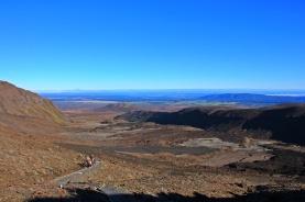 Tongariro - View
