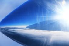Air Raro - Spiegeleffekt
