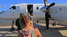 Air Rarotonga - Abflug 1