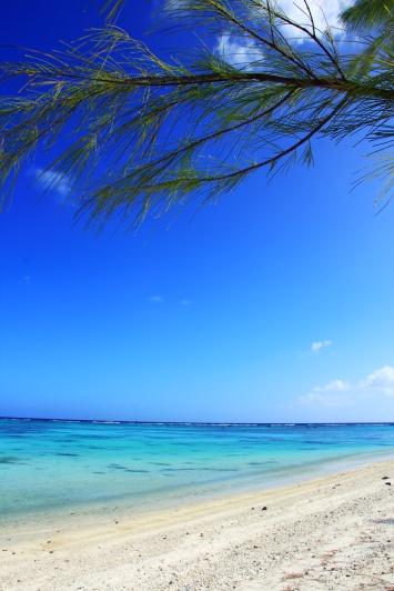 Aitutaki - Beach