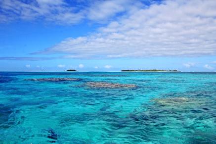 Aitutaki - Cruise Schnorchel1