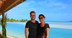 Aitutaki - wir