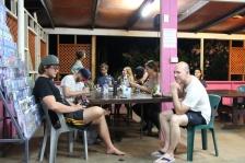 Rarotonga - Hostel-Party3