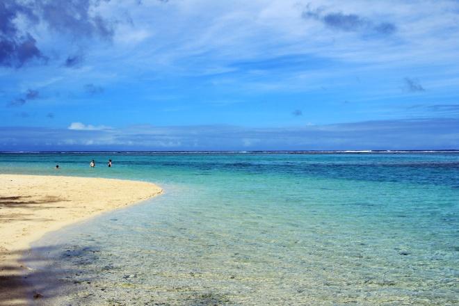 Rarotongan Beach